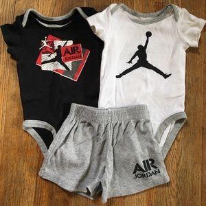 Jordan 3pc set